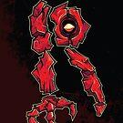 R is for Ruby Rock Stomp by strangethingsA