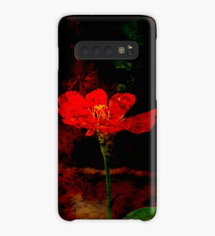 Flower Of Hope Case/Skin for Samsung Galaxy