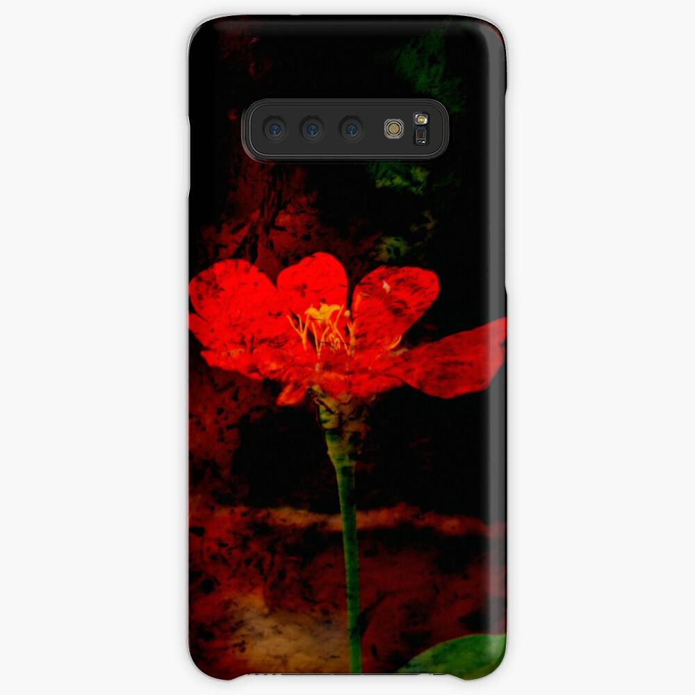 Flower Of Hope Samsung Galaxy Snap Case