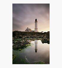 Corsewall Lighthouse Photographic Print