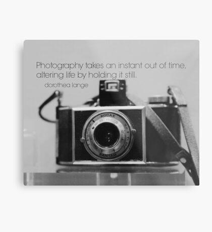 Photography Dorothea Lange Metal Print