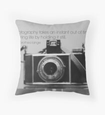 Photography Dorothea Lange Throw Pillow