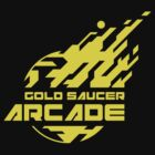 GOLD SAUCER ARCADE by DREWWISE