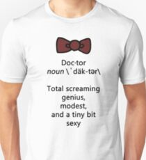 Doctor definition T-Shirt