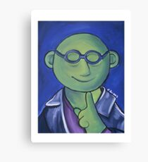 Bunsen Honeydew, Eighth Doctor Canvas Print