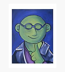 Bunsen Honeydew, Eighth Doctor Photographic Print