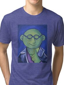 Bunsen Honeydew, Eighth Doctor Tri-blend T-Shirt