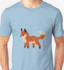 The English Fox  Unisex T-Shirt