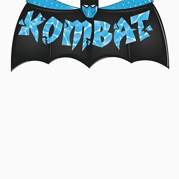 Kom-bat SubZero by GordonBDesigns