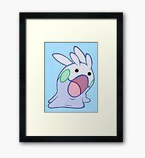 GOOMY Framed Print