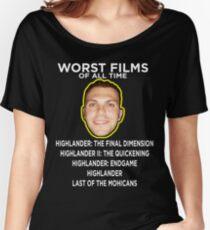 Ken's Film List Women's Relaxed Fit T-Shirt