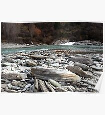 shotover stones Poster