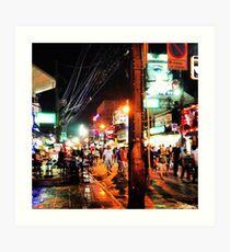 phuket Art Print