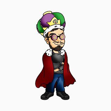 King of the Mardi Gras by GantMan