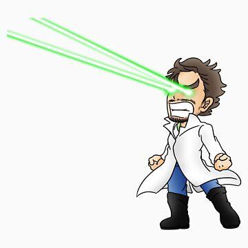 Gant the Mad Scientist by GantMan