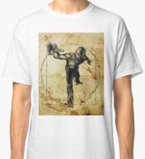 Vitruvian Zombie Unleased Classic T-Shirt