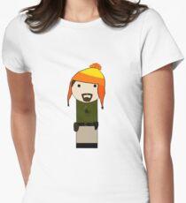 Cunning Hat Jayne kokeshi doll T-Shirt