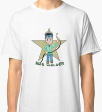 mig welder Classic T-Shirt