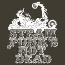 steampunk's not dead (white) by pruine