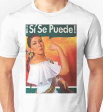 Si Se Puede  T-Shirt