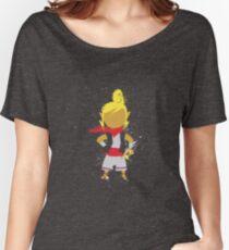 Tetra/Princess Zelda Wind Waker Shirt Women's Relaxed Fit T-Shirt