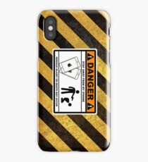 Danger Stay away from my iPhone / iPad - Case iPhone Case
