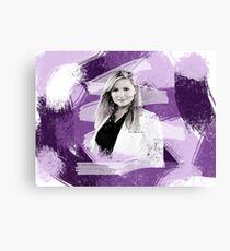 Arizona Robbins  Canvas Print
