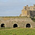 Lindisfarne Castle by dilouise