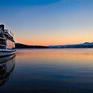 Lake George Boat by martinilogic