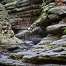 Rock of 7 Tubs by martinilogic