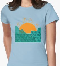 Sole Womens Fitted T-Shirt