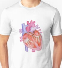 My heart is beating for you... or not Unisex T-Shirt