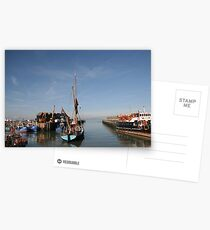 Twixt Sea and Sky Postcards