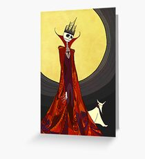 Pumpkin King Greeting Card