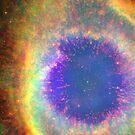 Planetary Nebula Like An Eye by pjwuebker