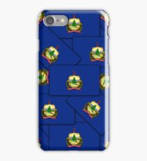 Smartphone Case - State Flag of Vermont XV iPhone Case/Skin