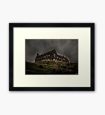 Bangour Hospital, West Lothian Framed Print