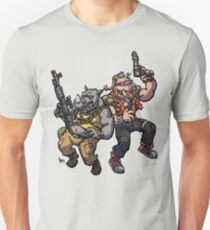 Hench Mutants Unisex T-Shirt