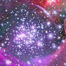 Arches Star Cluster in Sagittarius by pjwuebker