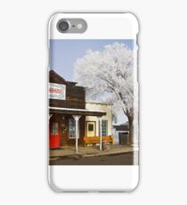 Shaniko Ghost Town Oregon USA - Ice Cream iPhone Case/Skin