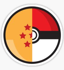 PokeDragonBall Sticker