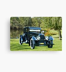 1921 Duesenberg A Bender Coupe III Canvas Print