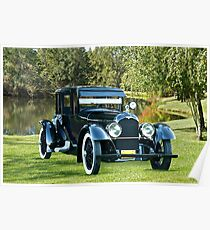 1921 Duesenberg A Bender Coupe III Poster