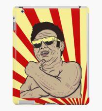 License to Ill iPad Case/Skin