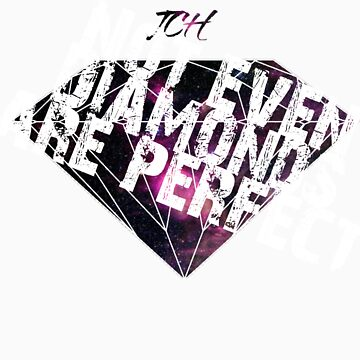 Not even diamonds are perfect by number23hta