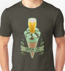 World's End Mint Cornetto - Banner Unisex T-Shirt