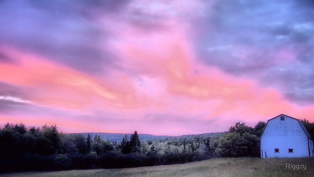 Day Turns To Night by Riggzy