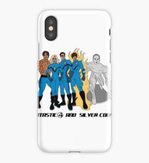 Fantastic 4 & Silver Cooper iPhone Case/Skin