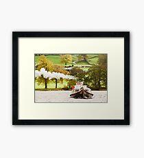 National Trust - Gondola Framed Print