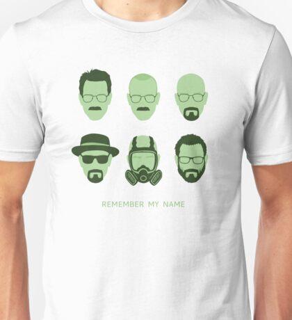 ALL HAIL HEISENBERG! Unisex T-Shirt